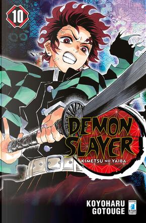 Demon Slayer vol. 10 by Koyoharu Gotouge