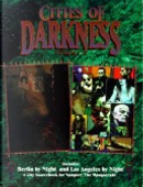 Cities of Darkness Vol. 2 by James A. Moore, Noah Dudley