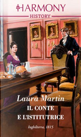 Il conte e l'istitutrice by Laura Martin