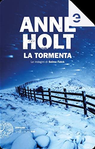 La tormenta by Anne Holt
