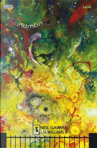 Sandman Overture n. 3 by Neil Gaiman