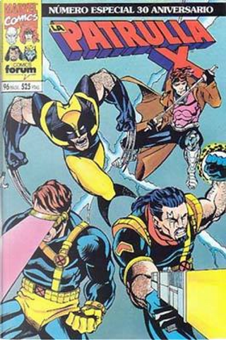 La Patrulla-X: Especial 30 aniversario by Chris Claremont, Roy Thomas, Scott Lobdell