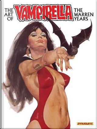 The Art of Vampirella by david Roach