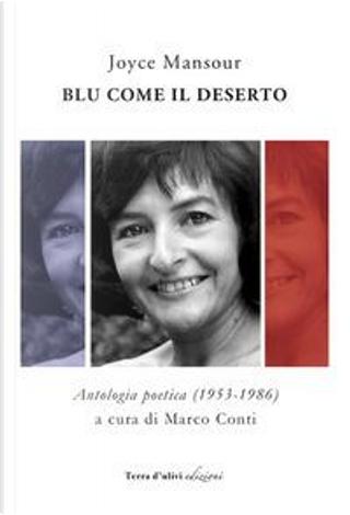 Blu come il deserto by Joyce Mansour
