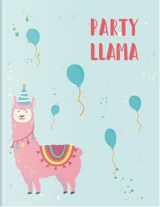 Party llama by magic lover