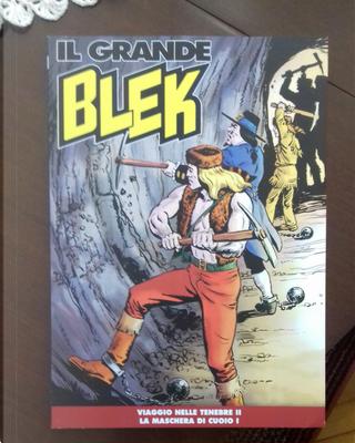 Il grande Blek n. 107 by Franco Frescura, Gabriele Ferrero