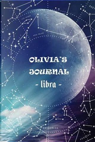 Olivia's Journal Libra by DMS Books