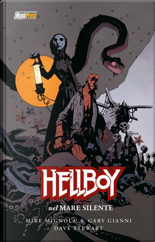 Hellboy by Gary Gianni, Mike Mignola