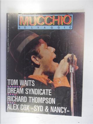 Mucchio selvaggio n. 108 (gennaio 1987) by Eddy Cilìa, Gianni Canova, Max Stèfani, Stefano Ronzani