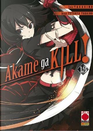Akame ga Kill! vol. 13 by Takahiro