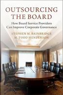 Outsourcing the Board by Stephen M. Bainbridge