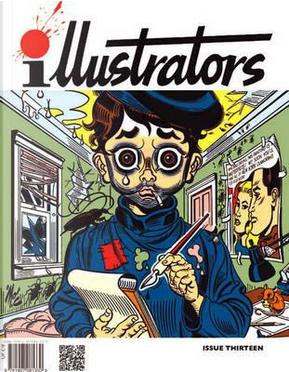Illustrators Quarterly by Diego Cordoba