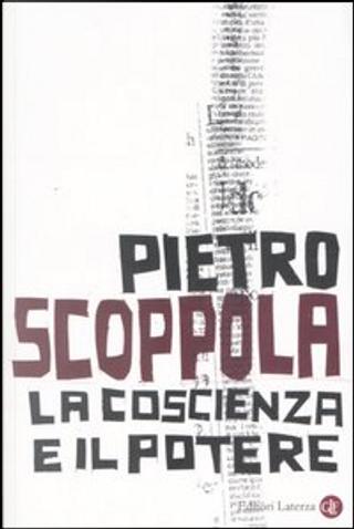 La coscienza e il potere by Pietro Scoppola