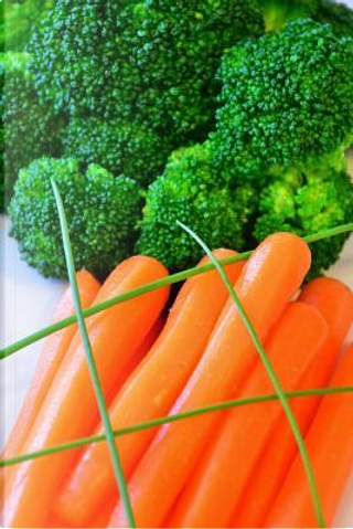 Yummy Carrots and Broccoli Journal by Food Lovers Journal