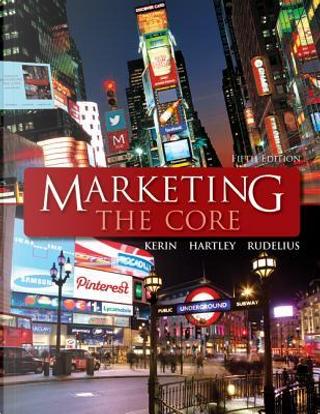 Marketing by Roger A. Kerin