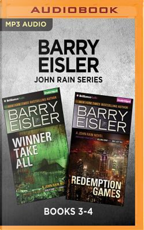 Winner Take All / Redemption Games by Barry Eisler