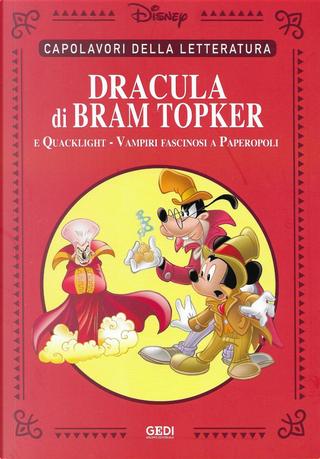 Dracula di Bram Topker by Bruno Enna, Claudia Salvatori, Giulio Chierchini, Roberto Gagnor