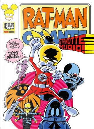 Rat-Man Gigante n. 83 by Leo Ortolani