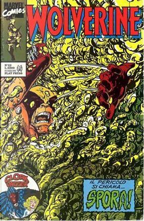 Wolverine n. 22 by Archie Goodwin, Bill Mantlo, Brett Blevins, Chris Claremont, Dennis Jensen, John Byrne, Klaus Janson