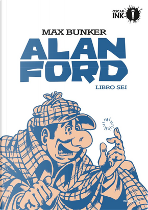 Alan Ford. Libro sei by Max Bunker