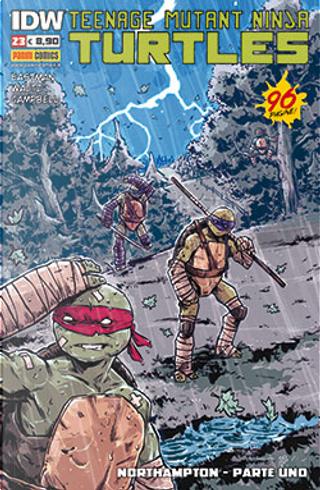 Teenage Mutant Ninja Turtles n. 23 by Bobby Curnow, Kevin Eastman, Paul Allor, Tom Waltz
