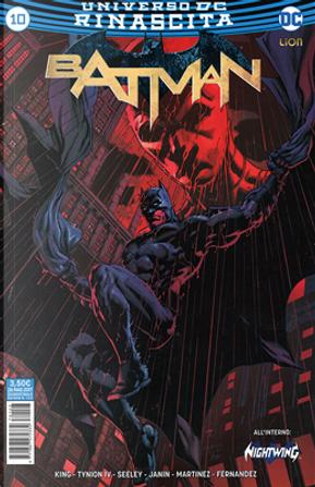 Batman #10 by James Tynion IV, Tim Seeley, Tom King