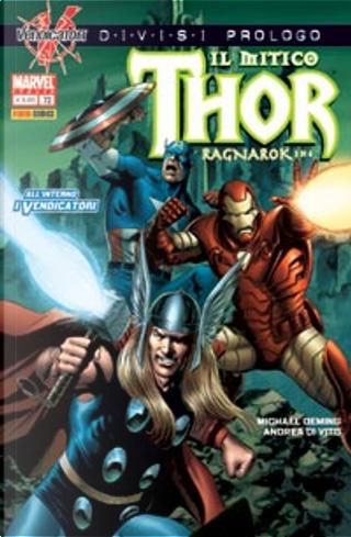 Thor n. 73 by Chuck Austen, Daniel Berman, Michael Avon Oeming