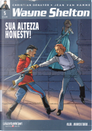 Wayne Shelton vol. 5 - Sua Altezza Honesty! by Jean Van Hamme