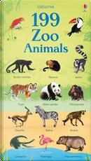 199 zoo animals. Ediz. a colori by Hannah Watson