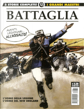 I Grandi Maestri n. 18 by Dino Battaglia