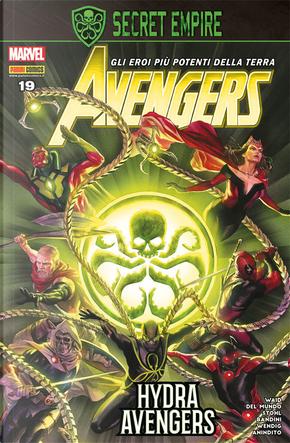Avengers n. 94 by Margaret Sthol, Mark Waid, Mike Del Mundo