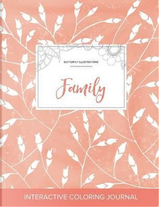 Adult Coloring Journal by Courtney Wegner