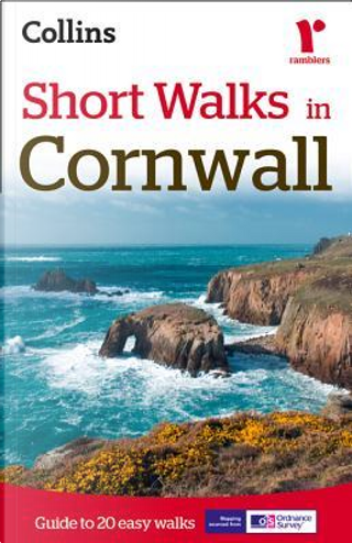 Short Walks in Cornwall by Collins Maps