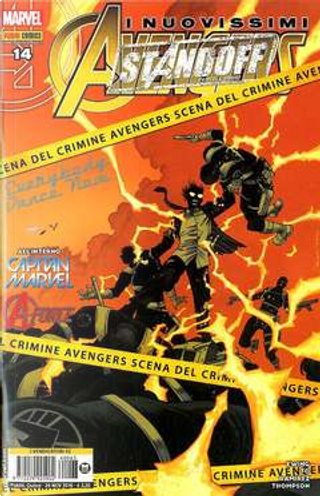 Avengers n. 63 by Al Ewing, G. Willow Wilson, Greg Weisman, Kelly Thompson, Michele Fazekas, Tara Butters