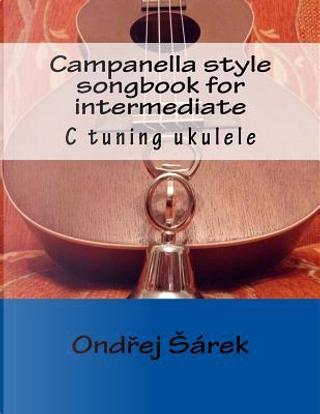 Campanella style songbook for intermediate by Ondrej Sarek