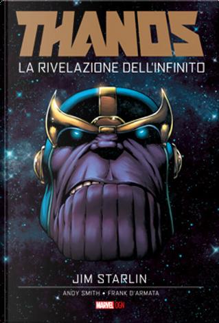 Thanos: La rivelazione dell'infinito by Jim Starlin