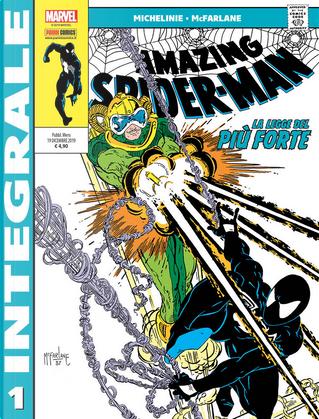 Spider-Man di Todd McFarlane vol. 1 - Integrale by David Michelinie