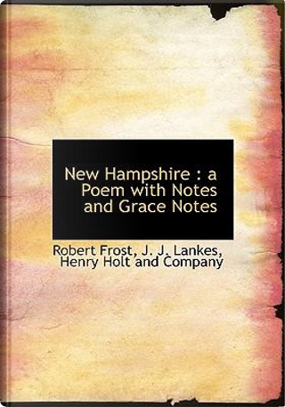 New Hampshire by Company Henry Holt and