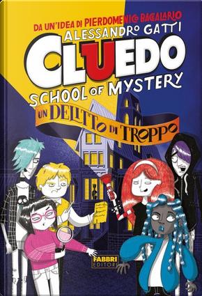 Cluedo School of Mystery by Alessandro Gatti