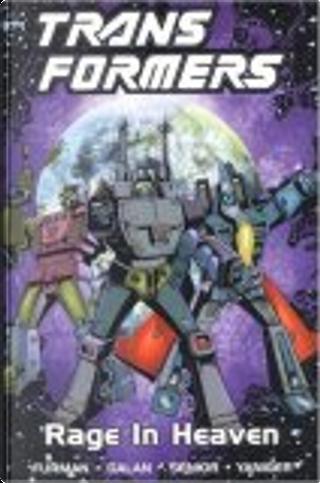 Transformers Rage in Heaven by Nancy Jones, Simon Furman