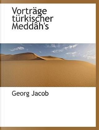 Vortr GE T Rkischer Medd H's by Georg Jacob