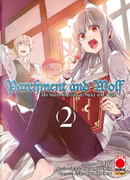 Parchment and Wolf vol. 2 by Isuna Hasekura