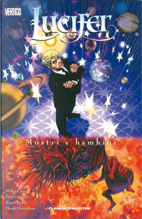 Lucifer vol. 02 by Mike Carey