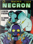 Necron - La balena d'acciaio - Gli uomini pesce by Ilaria Volpe, Magnus