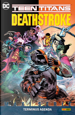 Deathstroke/Teen Titans by Adam Glass, Christopher Priest