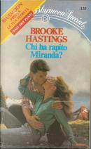 Chi ha rapito Miranda? by Brooke Hastings