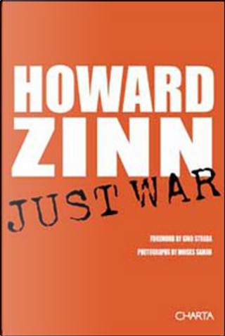 Just War by Gino Strada, Howard Zinn