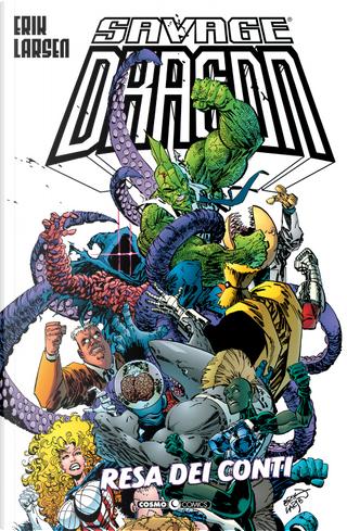 Savage dragon vol. 10 by Erik Larsen