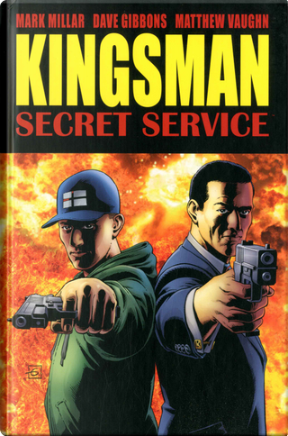 Kingsman by Mark Millar