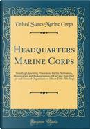 Headquarters Marine Corps by United States Marine Corps